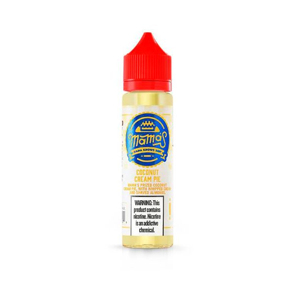 Mama's E-Liquid Coconut Cream Pie 60ml