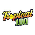 Tropical 100 Logo