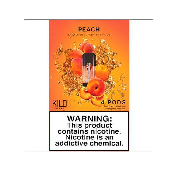 Kilo 1K Peach Pods
