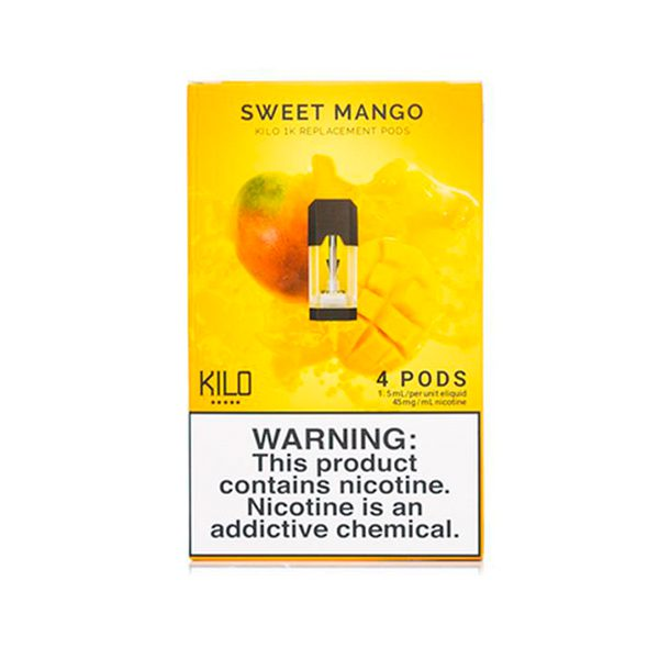 Kilo 1K Sweet Mango Pods